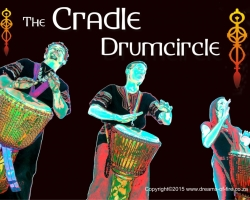 The Cradle Drum Circle 2s